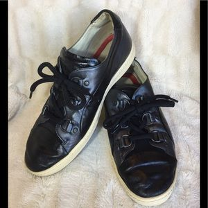 "PUMA ""ALEXANDER MCQUEEN"" Black Shoes"